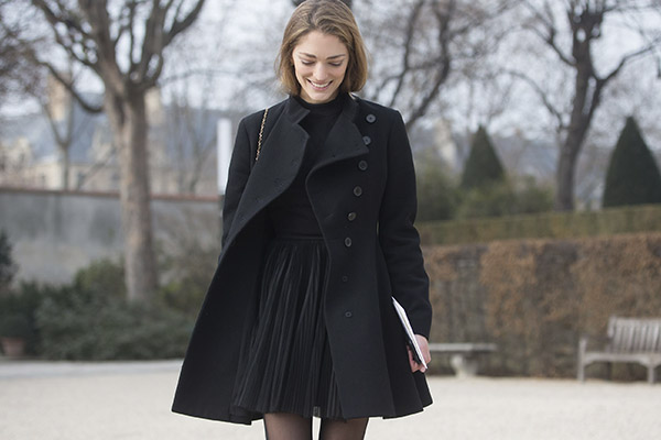 Winter Coats for Full DD+ Busts