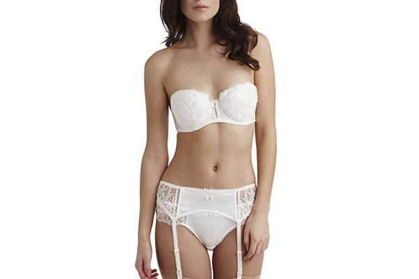 Lepel Bouquet Strapless Bra: The Perfect Strapless Bra