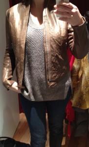 High Collar Veda Jacket